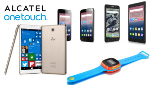 Alcatel Onetouch CES 2016 ©NvidiaAlcatel Onetouch