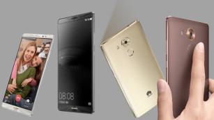 Huawei Mate 8 ©Huawei