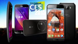 LG G Flex 2, Das Asus ZenFone Zoom, Saygus V2 ©LG, Asus, Saygus