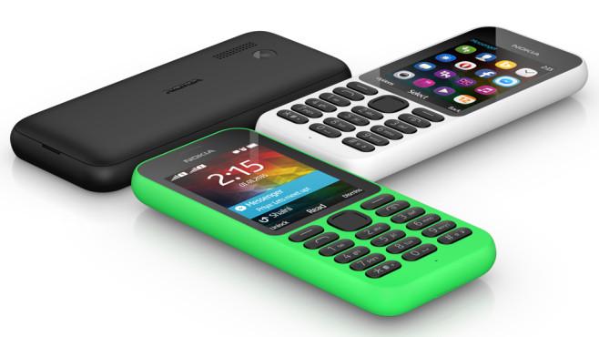Nokia 215 ©Nokia
