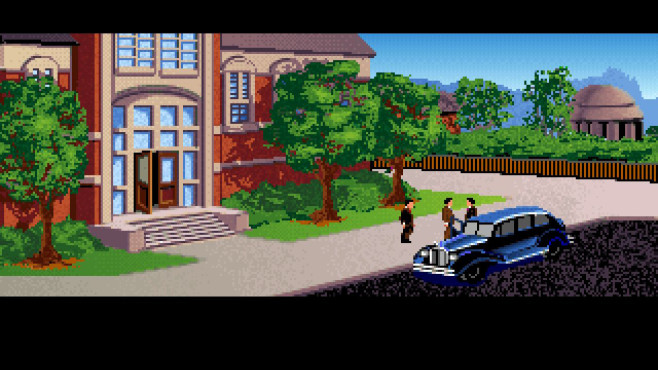 Indiana Jones and the Last Crusade © LucasArts, U.S. Gold Ltd.