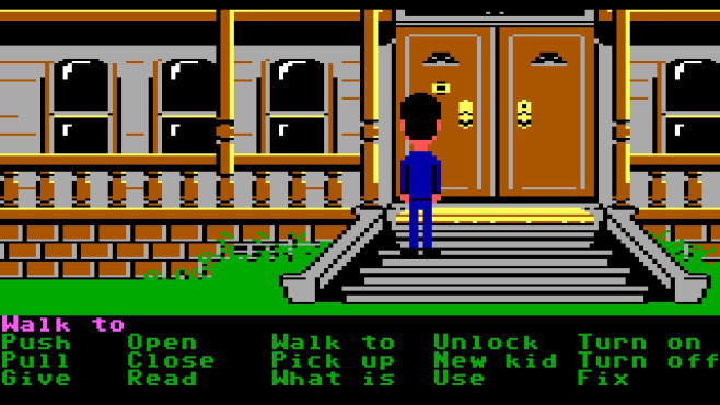 Maniac Mansion © Lucasfilm Games