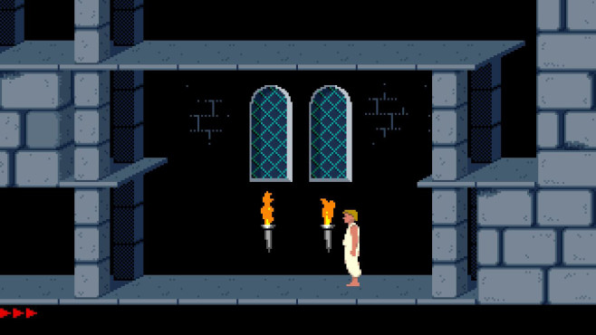 Prince of Persia © Bro/derbund Software, Inc.