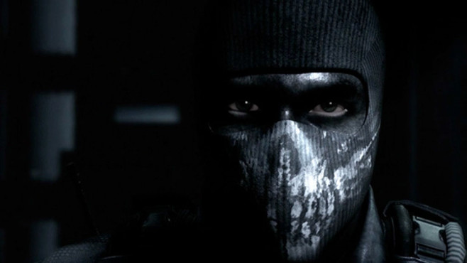 Call of Duty – Ghosts: Maske © Activision-Blizzard