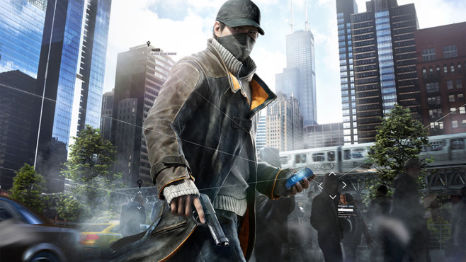 Watch Dogs: Aiden Pearce © Ubisoft