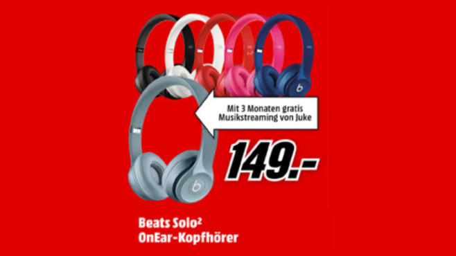 Beats By Dre Solo2 © Media Markt