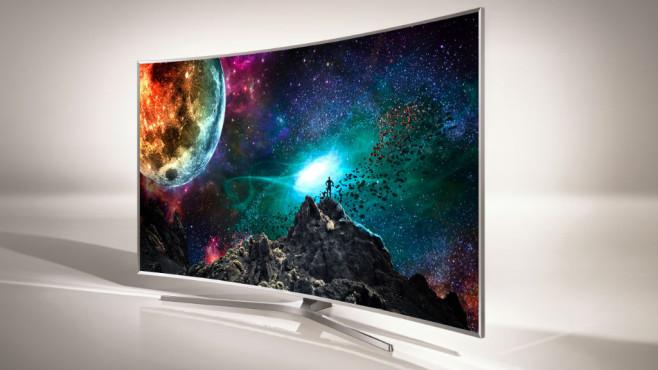 Samsung JS9000 (4K) ©Samsung