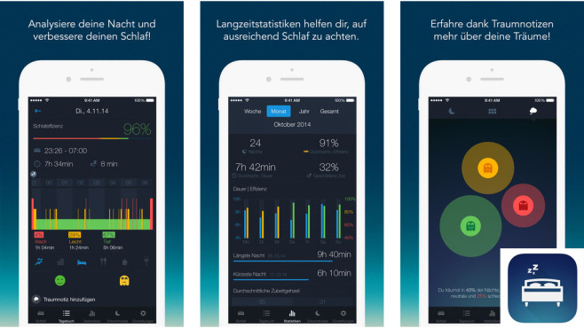 Sleep Better © Runtastic GmbH
