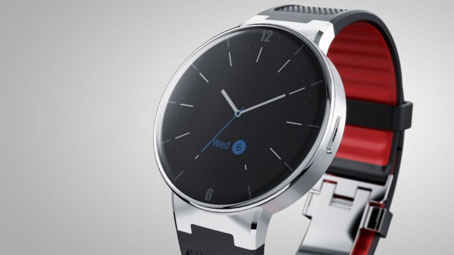 Alcatel One Touch Watch ©Alcatel One Touch
