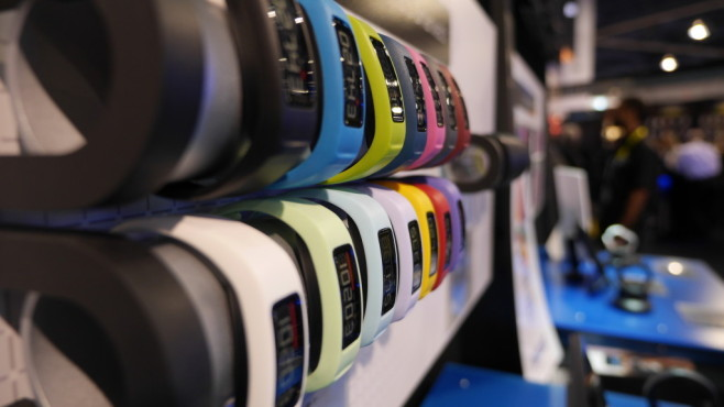 Garmin Fitness-Tracker Vivofit 2 ©COMPUTER BILD
