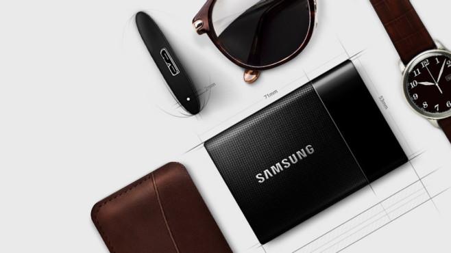 Samsung SSD T1 ©Samsung