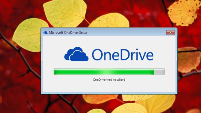 OneDrive: Dateien online speichern ©COMPUTER BILD