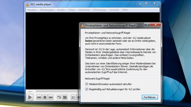 VLC Media Player: Musik und Videos wiedergeben ©COMPUTER BILD