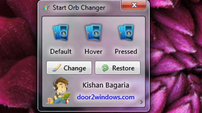 Windows 7 Start Orb Changer: Startknopf austauschen ©COMPUTER BILD