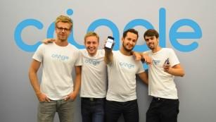 Das Gründerteam von Cringle ©Cringle