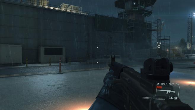 Metal Gear Solid 5: Mod ©Konami / www.nexusmods.com