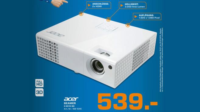 Acer H6510BD ©Saturn