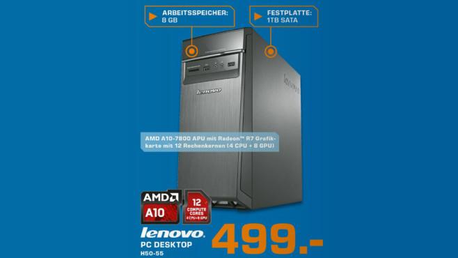Lenovo H50-55 ©Saturn