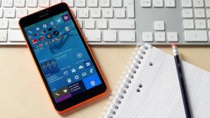 Windows 10 auf dem Smartphone ©COMPUTER BILD