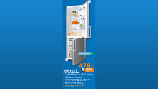 Samsung RL-56GRGIH ©Saturn