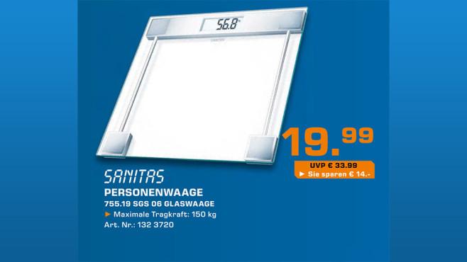 Sanitas SGS 06 ©Saturn