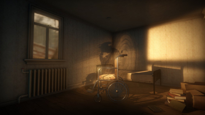 Everybody's gone to the Rapture ©The Chinese Room