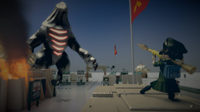 The Tomorrow Children © Q Games