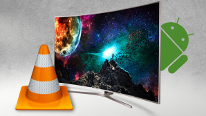 VLC Player, Android TV, App © Samsung, Android, VLC