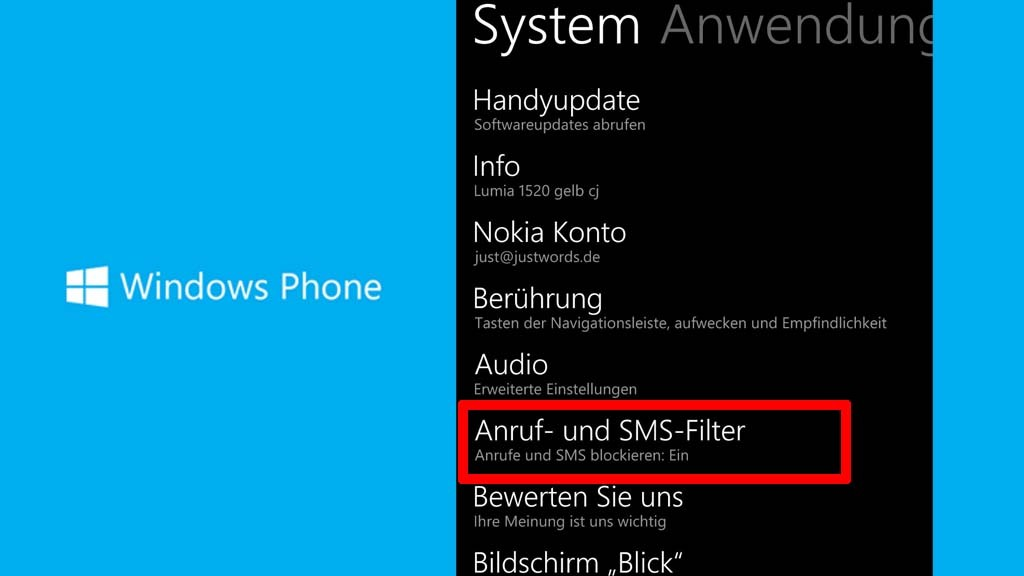 private anrufe auf handy