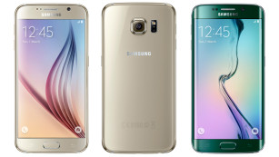Samsung Galaxy S6 S6 Edge ©Samsung