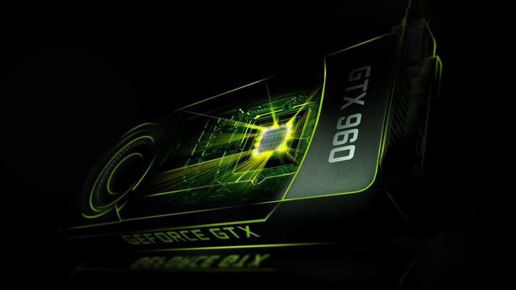 Geforce GTX 960 © Nvidia