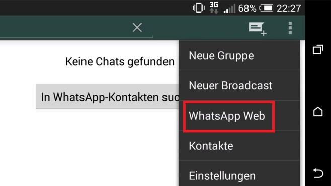 WhatsApp: Nutzung auf PC und Notebook ©COMPUTER BILD