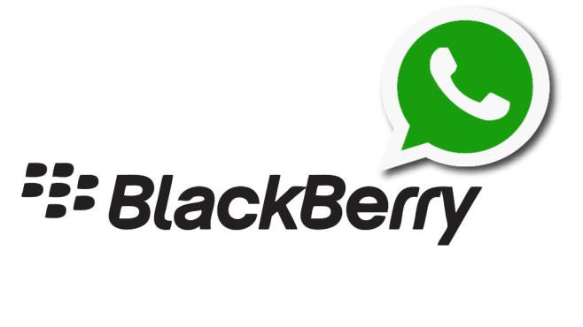 WhatsApp: So klappt die Nutzung auf PC und Notebook ©BlackBerry, WhatsApp