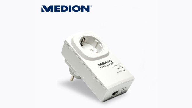 WLAN-Adapter Medion Life P85150 © Aldi-Nord