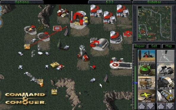 Spieleklassiker: Command & Conquer © Electronic Arts