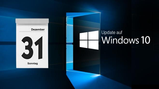 Windows 10: Hintertür für den Gratis-Umstieg wird geschlossen Per Trick war Windows 10 bislang noch gratis erhältlich. Das ändert sich! ©Microsoft, Thomas Hecker – Fotolia.com, Sergey Toropov-Fotolia.com