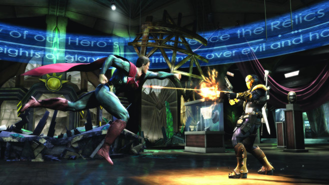 Playstation Plus: Injustice – Gods Among Us – Ultimate © Sony, WARNER BROS. INTERACTIVE