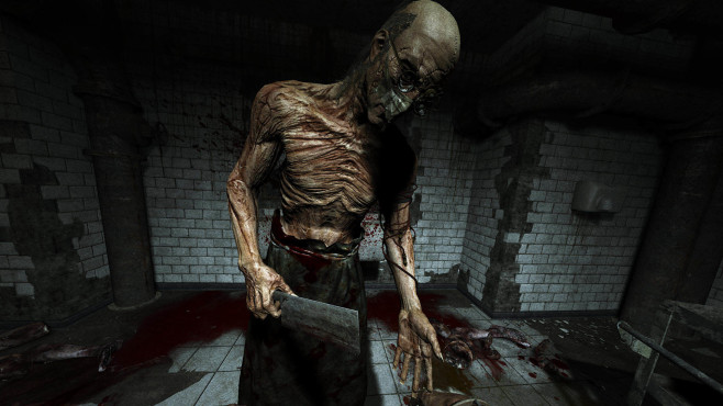 Playstation Plus: Outlast © Sony, Red Barrels