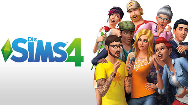 Die Sims 4: Gruppe © Electronic Arts