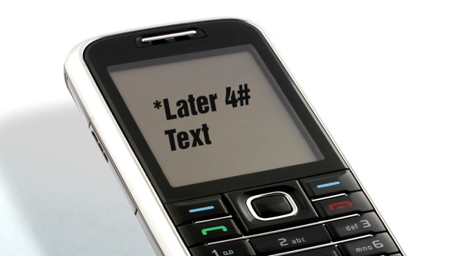 SMS zeitgesteuert versenden ©glo5 - Fotolia.com