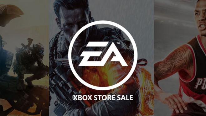 Xbox One: EA Sale ©EA / Microsoft