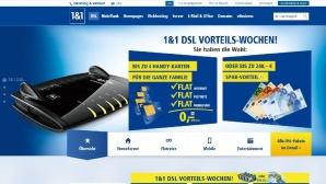 DSL-Angebot von 1&1 ©1&1