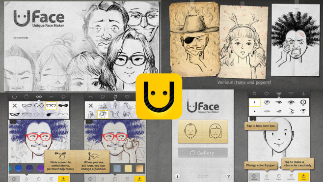 Uface ©TIDY