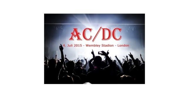 Bild: AC/DC-Konzert © Secret Escapes
