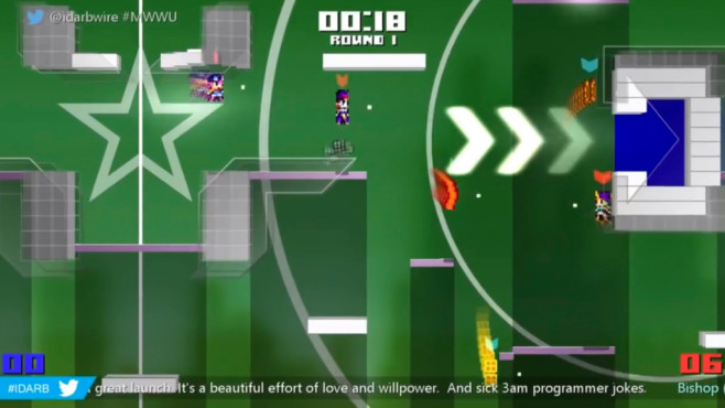 Games with Gold: #IDARB © Microsoft, Other Ocean Inc.