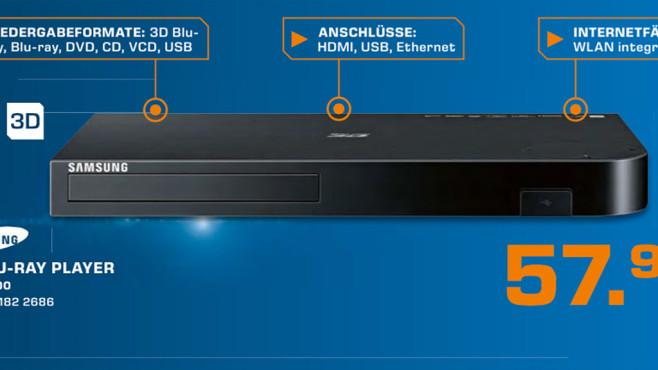 Samsung BD-H5500 ©Saturn