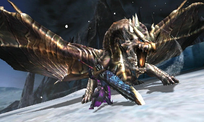 Monster Hunter 4 Ultimate © Nintendo