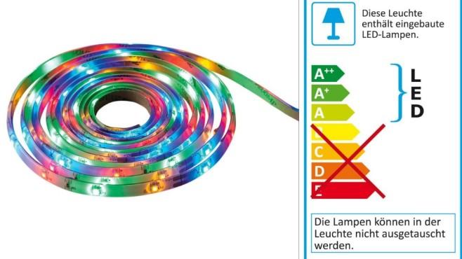 LIVARNO LUX LED-Band ©Lidl