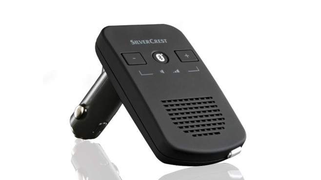 SILVERCREST Bluetooth Freisprechanlage SBTF 10 C2 © Lidl