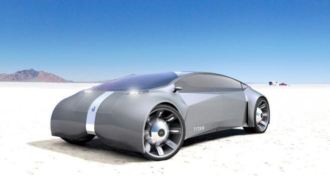 Apple Car, iCar, Project Titan ©Gurmann